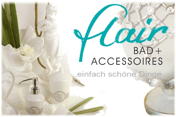 badaccessoires flair vitrine einfach sch ne dinge. Black Bedroom Furniture Sets. Home Design Ideas